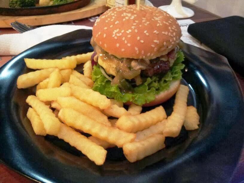 signature burger burgerbyte bangi