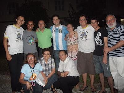 Assembleia do Comire do Ceará