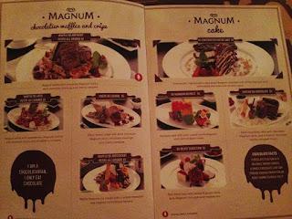All Varian Rasa dengan Harga Menu Magnum Cafe Nikmat, Daftar Harga Menu, magnum cafe, magnum spesial,