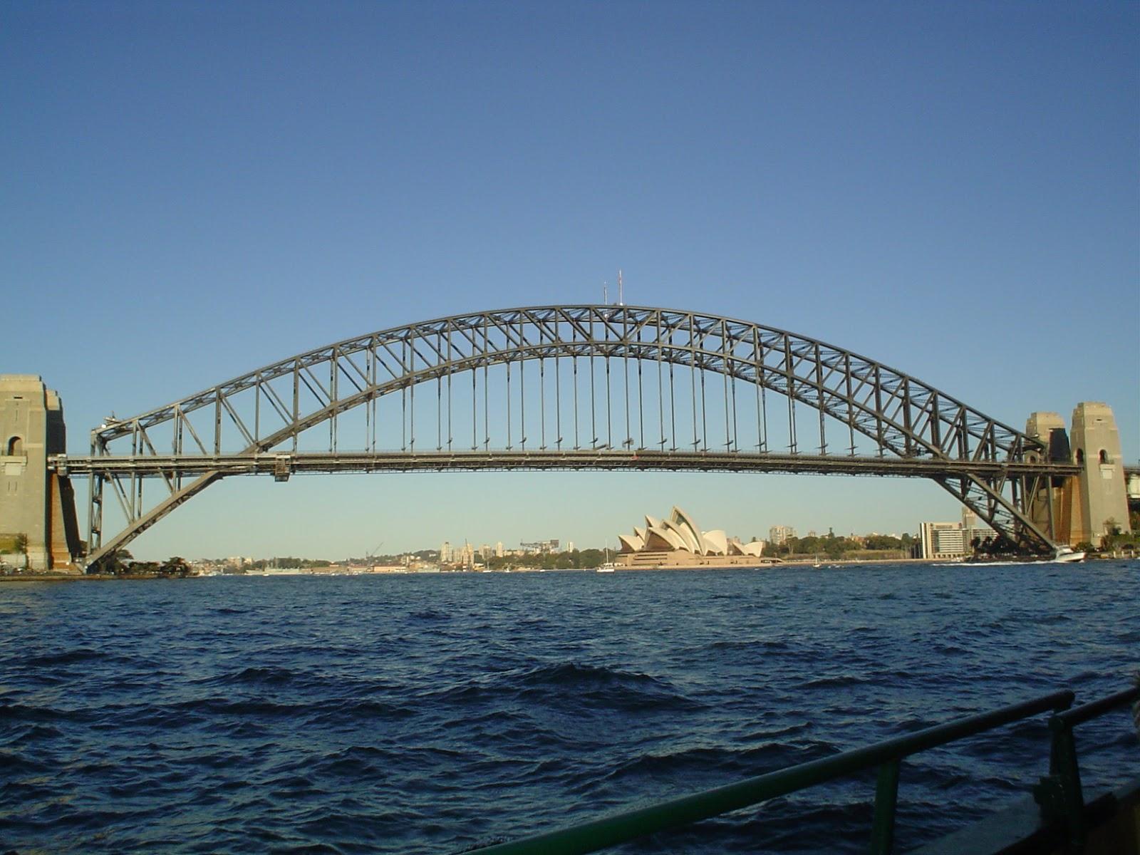 and amazing bridge...