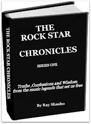 THE ROCK STAR CHRONICLES-COMING SOON!