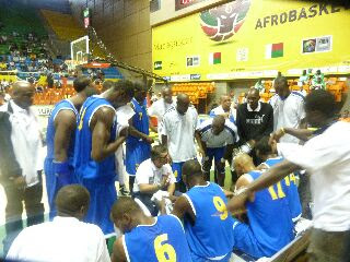 Afrobasket 2011. Madagascar.