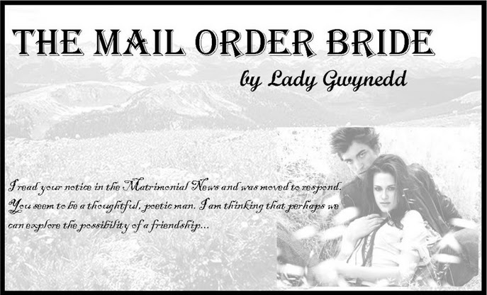 the mail order bride twilight