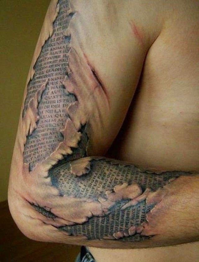 10 of the Craziest and Most Amazing Tattoo Designs for Men and Women