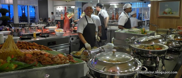 Sarkies Corner, Buffet Dinner, Eastern and Oriental Hotel, Penang,