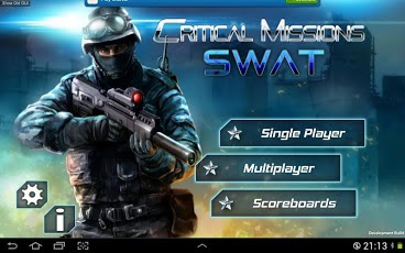 Critical Missions SWAT Android .apk Setup Download-BAF