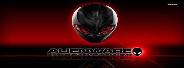 Alienware couverture Facebook