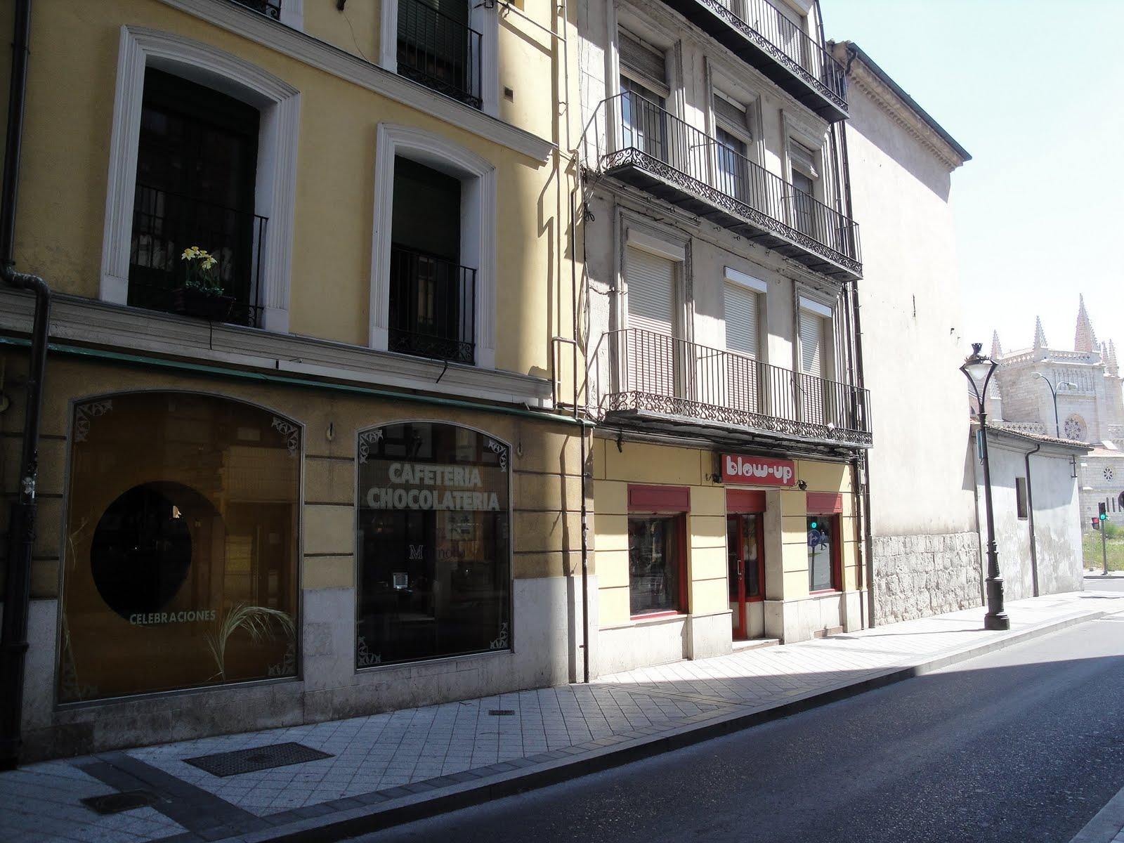 Los antiguos baños públicos de la Calle Los Baños ...