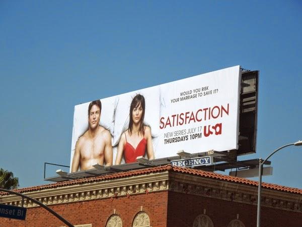 Satisfaction season 1 USA billboard