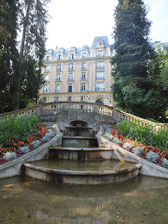 Grand Escalier Grand Hotel Vittel