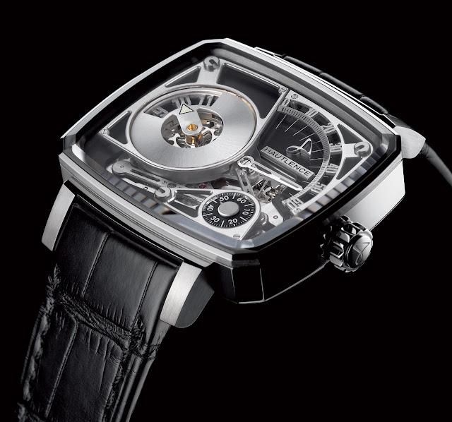 Hautlence HL08 Watch side