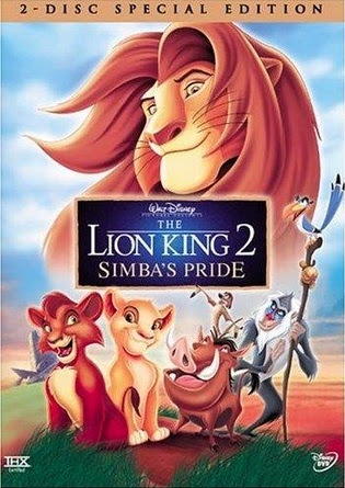 The Lion King II: Simbas Pride