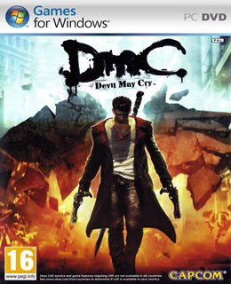 DmC: Devil May Cry 5 PC Box