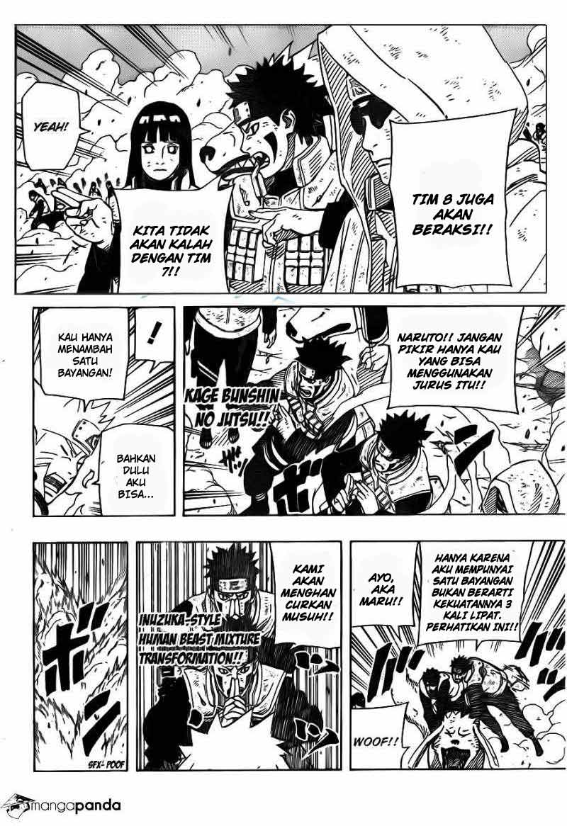Komik Naruto Chapter 633 Bahasa Indonesia