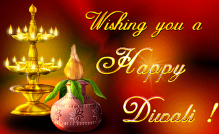 Happy Diwali to all Readers!