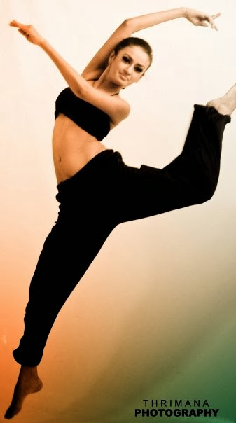 Prashadi sl dancer
