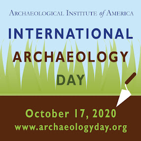 ARCE-PA is a proud collaborator for International Archaeology Day! Thank you for your support!