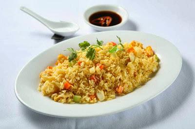 Món ăn ngon: Cơm chiên hải sản