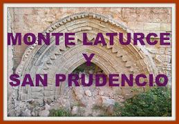 San Prudencio y el Monte Laturce