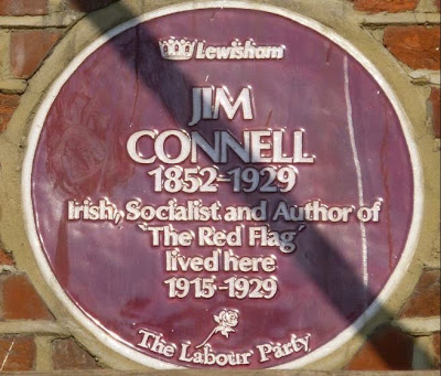 Though cowards flinch and traitors sneer, Wait, what colour is that??