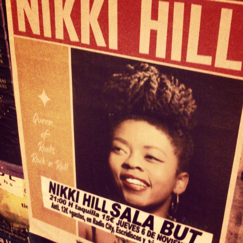 música, Nikki Hill,