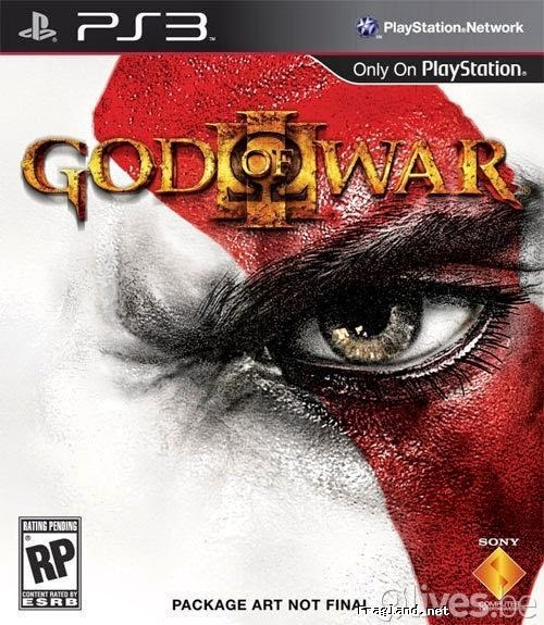 God of War 3 Game