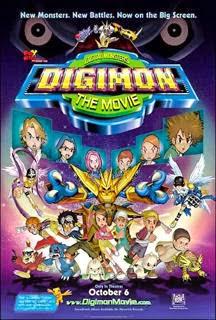 Digimon: La Pelicula – DVDRIP LATINO