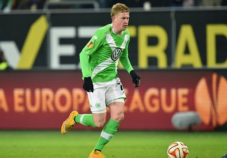 Manchester City keen on Kevin de Bruyne