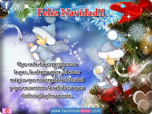 Tarjetas bonitas con frases de navidad im genes bonitas - Bonitas tarjetas de navidad ...