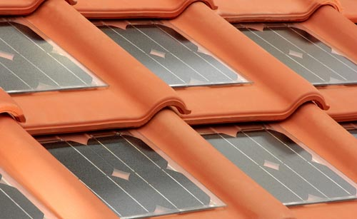 keramik solar panel