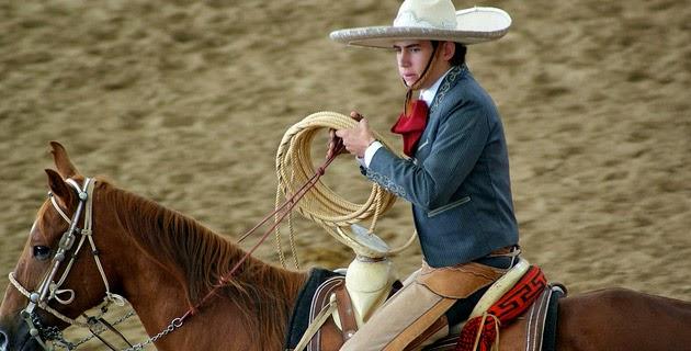 El más representativo de México: Traje Charro