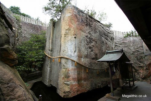 The mysterious monoliths of Asuka Nara and the Rock Ship of Masuda
