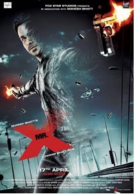 MR . X (2015) Hindi Movie HDCam 400MB