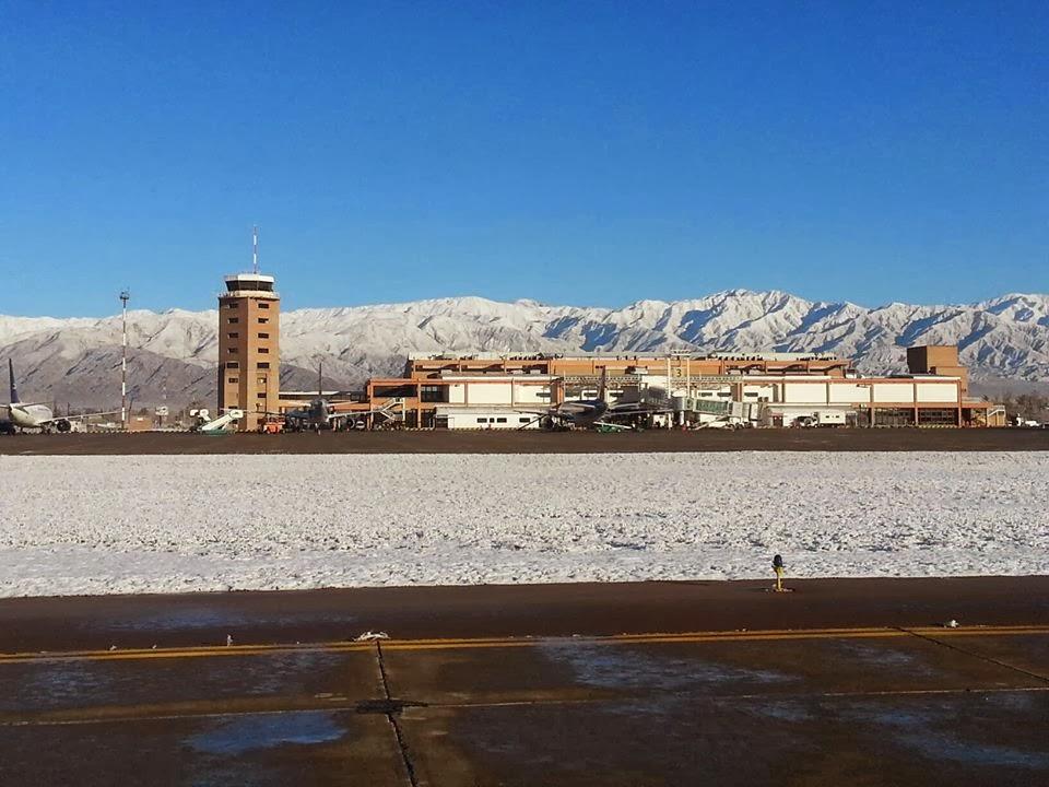 Aerop. Internac. Mendoza