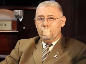 Minerva Ortega y Elso Martínez aparentan alejados de la campaña de Danilo Medina