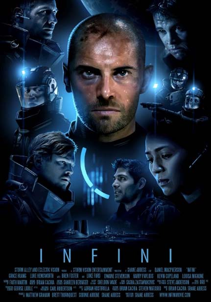 Film bioskop terbaru. Infini (2015)