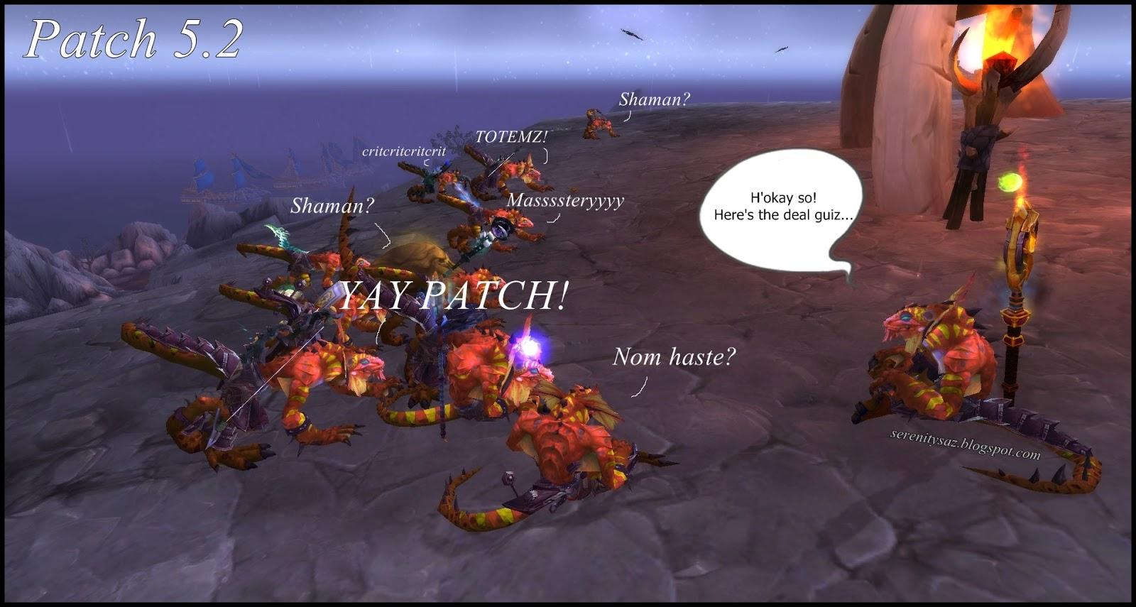 World of Warcraft patch 2 4 0  porno film
