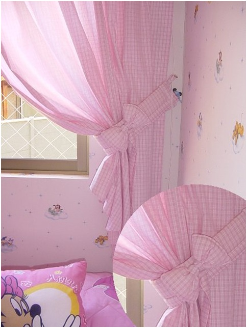 CURTAINS DESIGNS FOR GIRLS PINK CURTAINS IDEAS