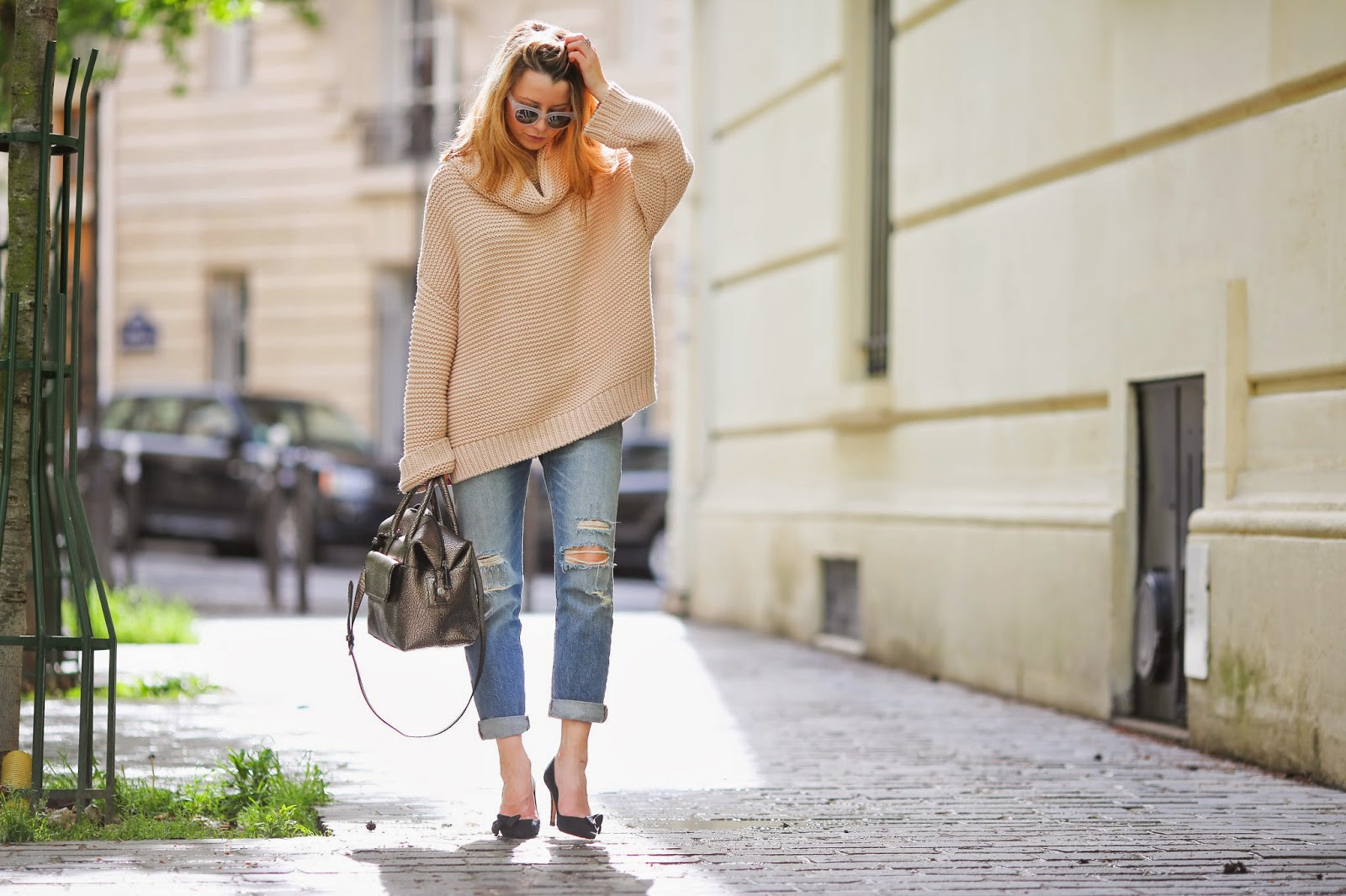 zara, levi's, I woke up like this, Instagram, baraboux, isabel marant, casual, paris, streetstyle
