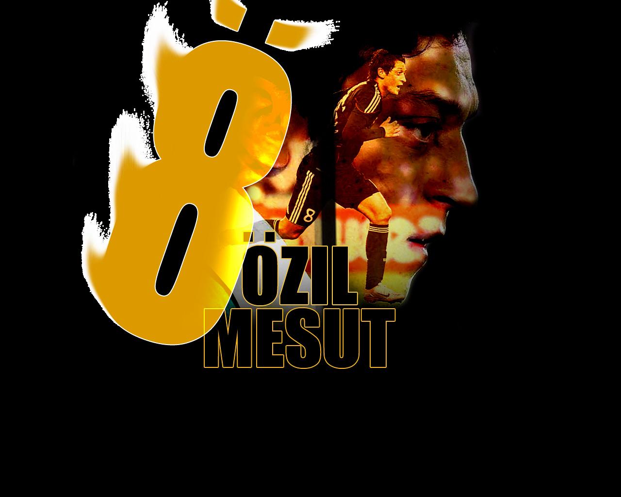 Wallpaper Mesut Ozil