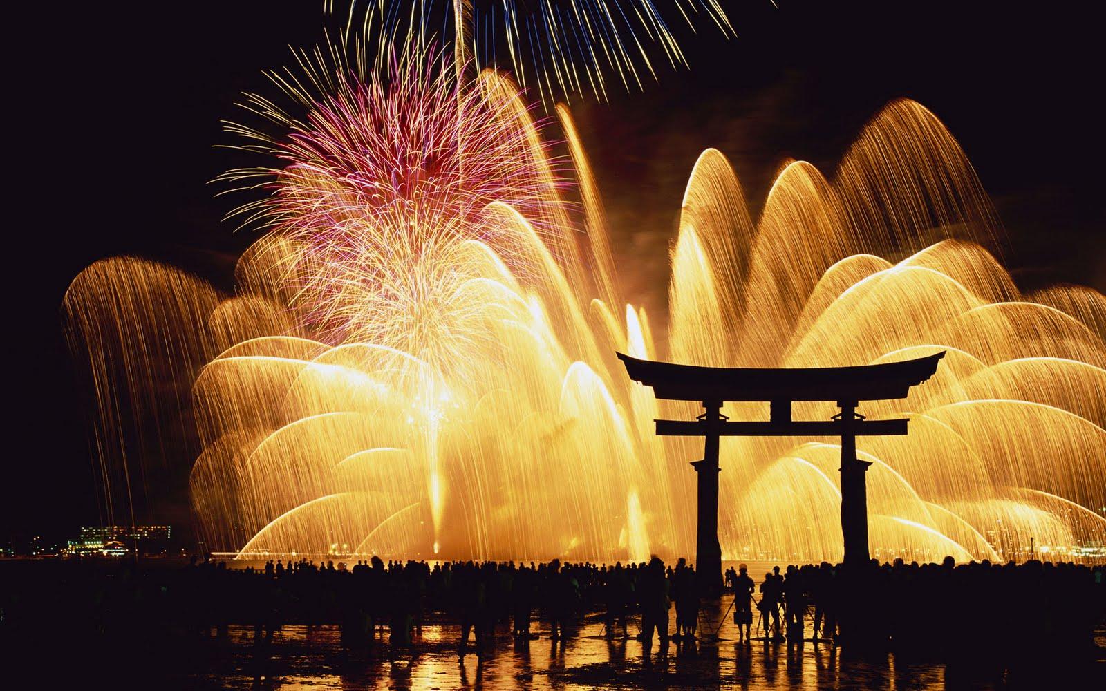 Foto dan wallpaper kembang api tahun baru voltagebd Images