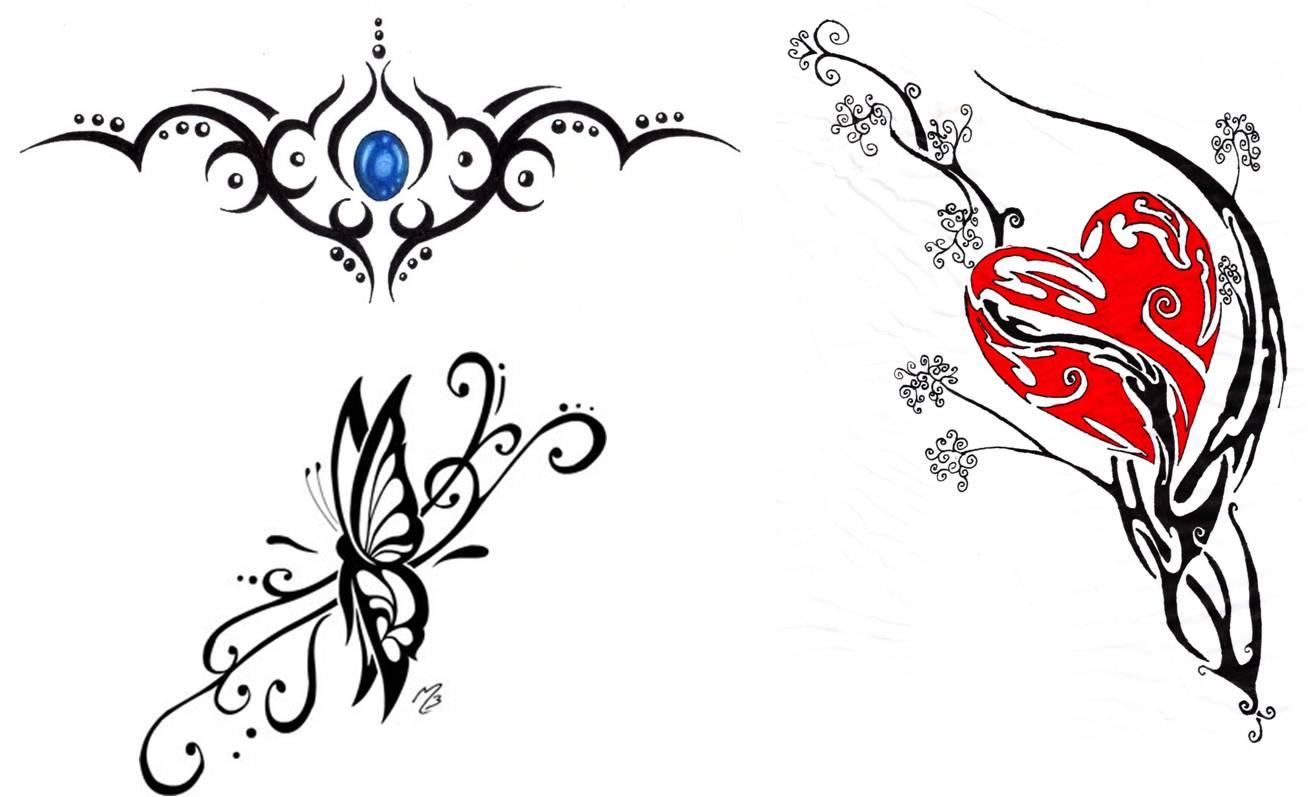 Tribal Tattoos Meanings For Women | www.pixshark.com ...