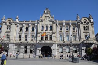 Casa Consistorial de Santander