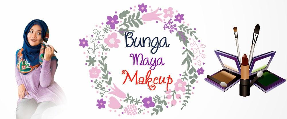 Bunga Maya Makeup