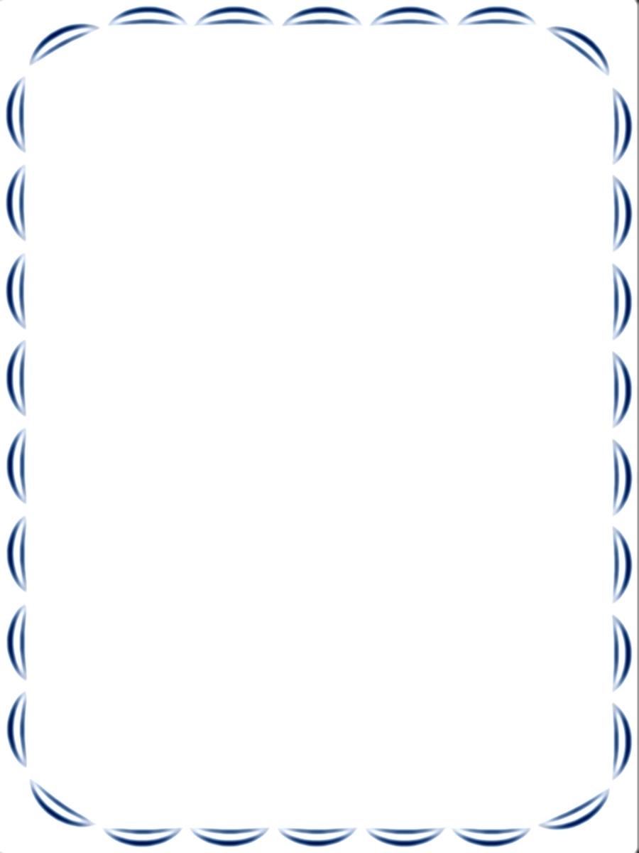 La bolsa de papel: Marcos de diplomas infantiles para imprimir