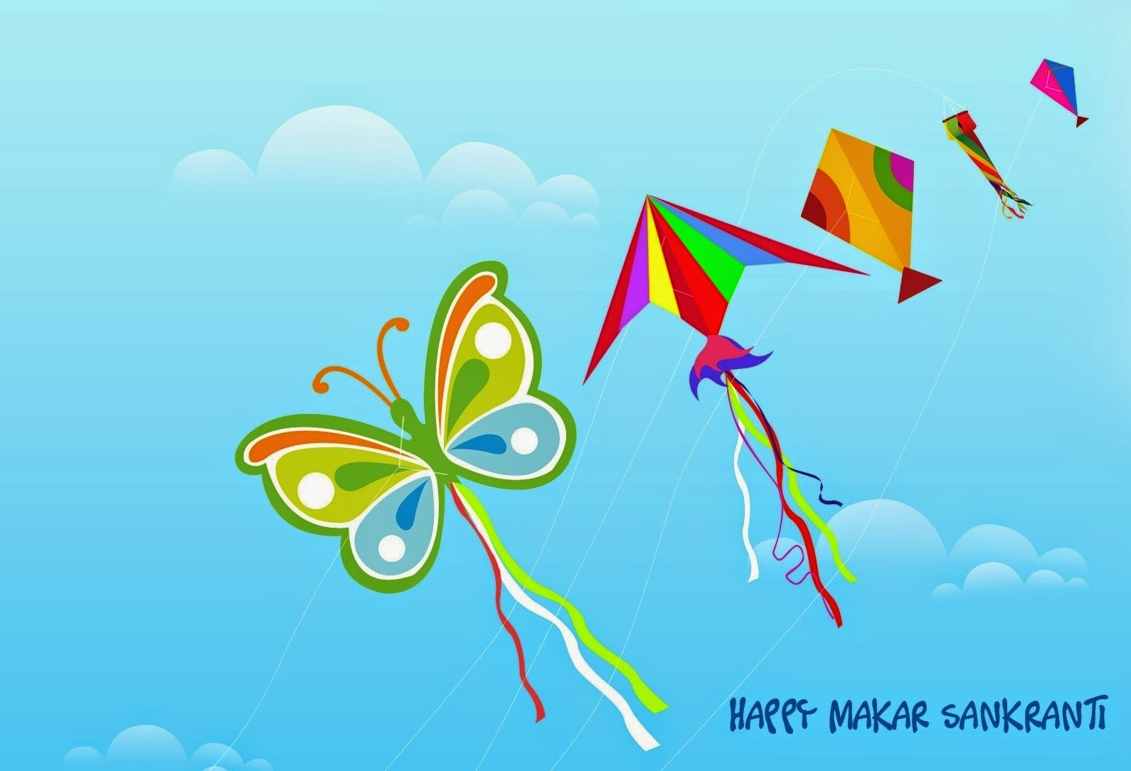 Happy Makar Sankranti 2015 Images