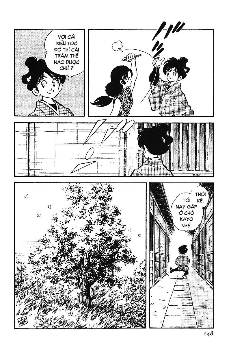 Nijiiro Togarashi - Ớt Bảy Màu chap 13 - Trang 10
