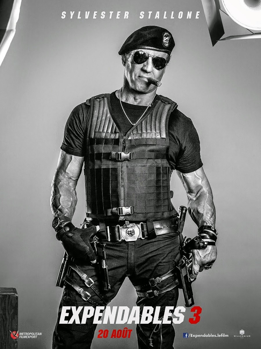 Expendables 3 - Film Streaming