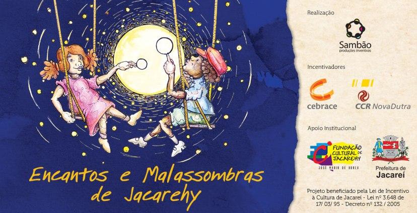 ENCANTOS E MALASSOMBRAS DE JACAREHY