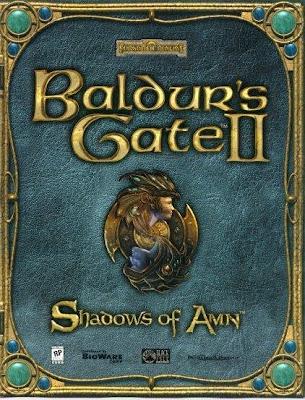 Baldur's Gate 2 PC Cover